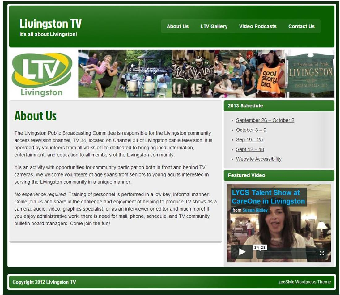 Livingston TV