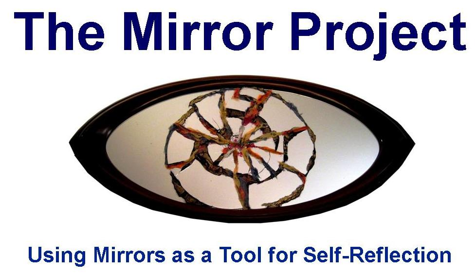 mirror project banner eye